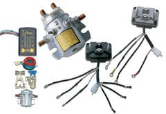 Ford F-550 T-Max Dual Battery System & Replacement Solenoids