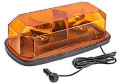 Dodge Ram 2500 Wolo Sirius Warning Light