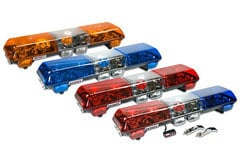 Chevrolet Silverado Pickup Wolo Infinity Light Bar
