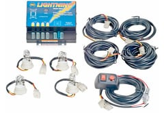 Hyundai Veracruz Wolo Strobe Light Kit