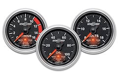 Honda CR-V AutoMeter Sport-Comp II Pro-Control Series Gauges