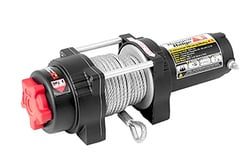 Isuzu Hombre Rugged Ridge Heavy Duty ATV Winch