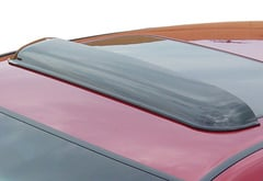 Nissan Versa Wade Sunroof Wind Deflector