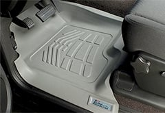 Nissan Titan Wade Sure-Fit Floor Mats