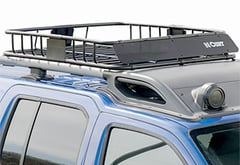 Mercedes-Benz S320 Curt Roof Rack