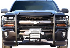 Dodge Westin Sportsman Winch Mount Grille Guard