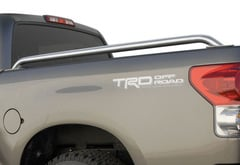 Ford F-550 Westin Platinum Oval Bed Rails