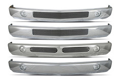 Chevy Street Scene Chrome Bumper