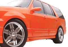 Ford Mustang Street Scene Side Skirts