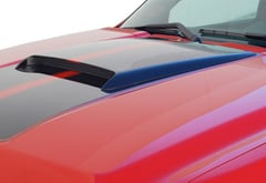 Ford F350 Street Scene Hood Scoop