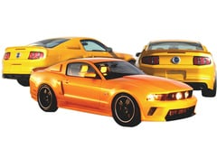 Ford Mustang Street Scene Complete Body Kit