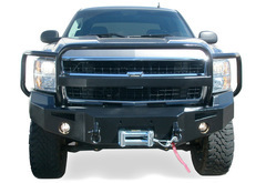 How To Install Heavy-Duty Bumpers