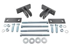 Chevrolet Silverado Blue Ox Tow Bar Adapter