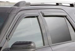 Chevrolet Silverado ProMaxx Window Deflectors