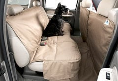 Tesla Model S Canine Covers Custom Rear Seat Protector