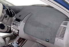 Ford F-550 Dash Designs Velour Dashboard Cover
