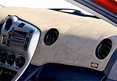 Geo Tracker Dash Designs Suede Dashboard Cover