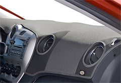 Ford F-550 Dash Designs DashTex Dashboard Cover