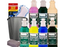 Lane's Car Wash Tire & Wheel Paint Prep Kit