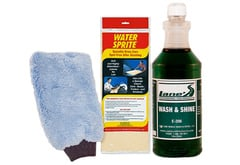 Lane's Car Wash Sprite & Mitt Kit