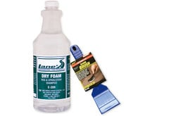 Lane's Dry Foam Professional Carpet Upholstery Cleaner