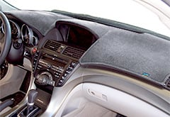 Honda Civic del Sol Dash Designs Carpet Dashboard Cover