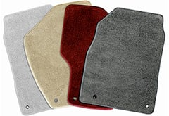 Ford Mustang Dash Designs Endura Floor Mats
