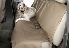 Tesla Model S Canine Covers Econo Rear Seat Protector