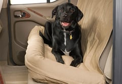 Tesla Model S Canine Covers Back Seat Dog Bed