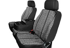 Ford Aspire Saddleman Saddle Blanket Seat Covers