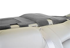 Cadillac Dash Designs Carpet Rear Deck Cover
