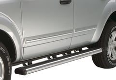 Isuzu Rodeo ATS Edge Running Boards