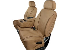 Chevrolet Corvette Saddleman Windsor Velour Seat Covers