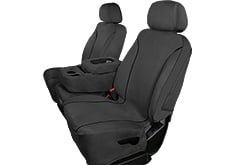 BMW 530i Saddleman Microsuede Seat Covers