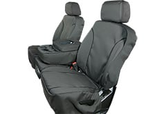 Isuzu Rodeo Saddleman Cambridge Tweed Seat Covers
