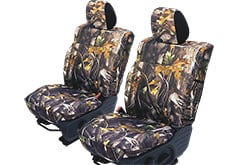 Volvo Saddleman Camo Seat Covers