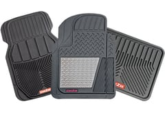 Fiat 500 Dee Zee All Weather Floor Mats