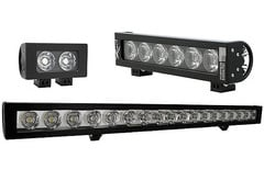 Jeep Liberty Vision X Reflex LED Light Bar