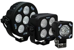 Ford F-550 Vision X Solstice LED Off-Road Light