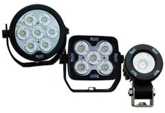 Ford F-450 Vision X Solstice Prime LED Off-Road Light