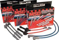 Dodge Charger MSD Spark Plug Wire Set
