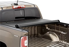 Nissan Frontier TonnoPro LoRoll Rollup Tonneau Cover