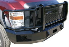 Dodge Iron Cross Bumper