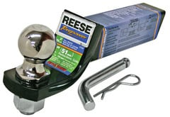 Infiniti G25 Reese Towing Starter Kit