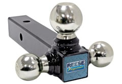 Ford Aspire Reese Multi-Ball Mount