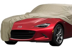 Nissan GT-R Covercraft Tan Flannel Car Cover