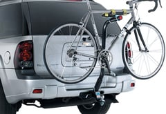 Lexus SC430 Highland Hitch Mount Bike Carrier