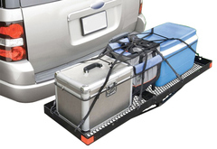 Highland Hitch Mounted Cargo Carrier