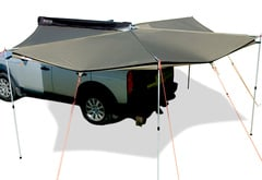 Volkswagen Golf Rhino-Rack Foxwing Car Awning