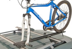 Lexus GS450h Rhino-Rack MountainTrail Bike Carrier